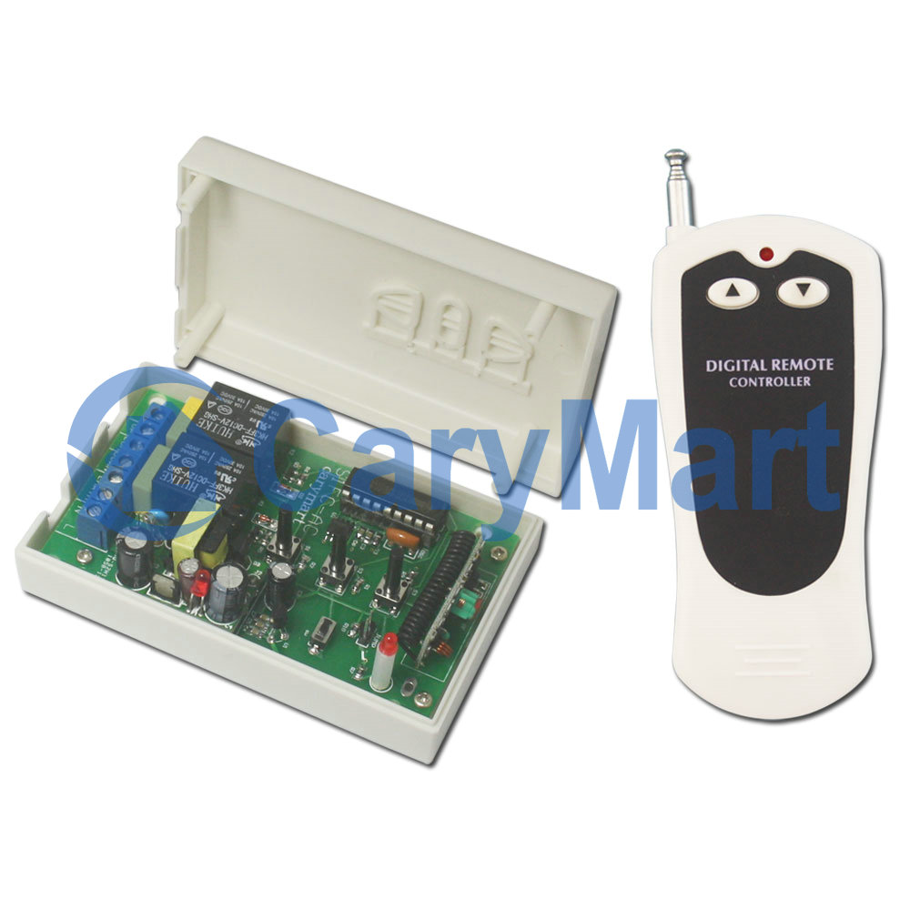 Rf Wireless Remote Control Switch Motor Controller