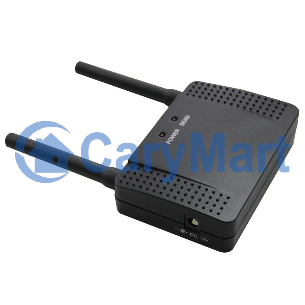 1500M 433Mhz Wireless RF Signal Repeater [0010002 (R-02)] - US